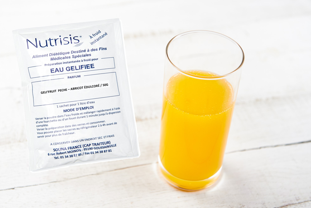 GELI'FRUIT édulcorés en doses 50g